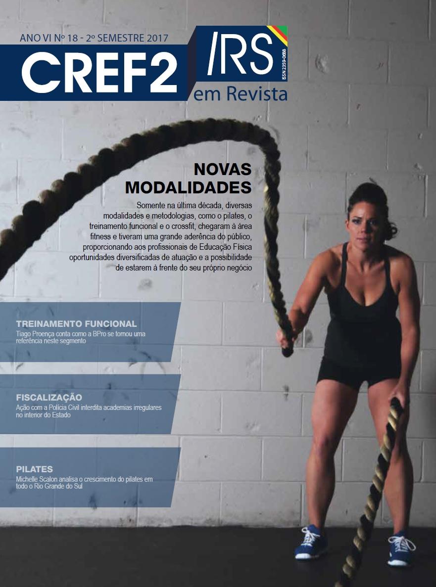 db6ff0b6e Conselho Regional de Educação Física do Rio Grande do Sul    CREF2 RS